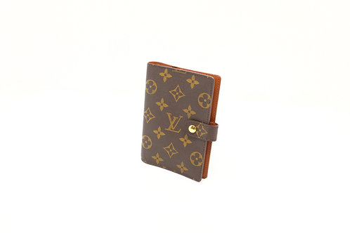 buy preloved authentic Louis Vuitton Agenda PM