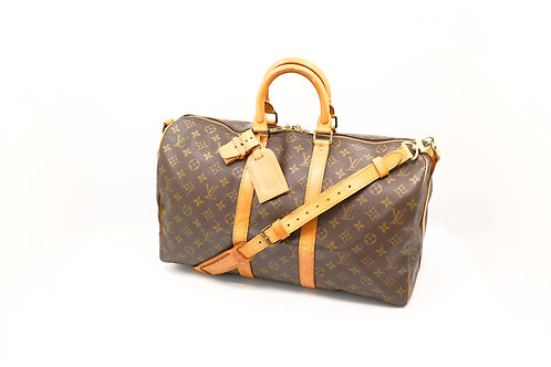 buy preloved Louis Vuitton Vintage Keepall 45 Bandouliere