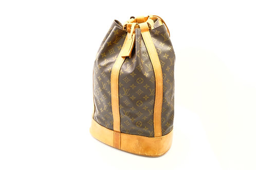 Louis Vuitton Vintage Randonnee GM