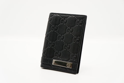 buy pre owned Gucci Card Case - Black