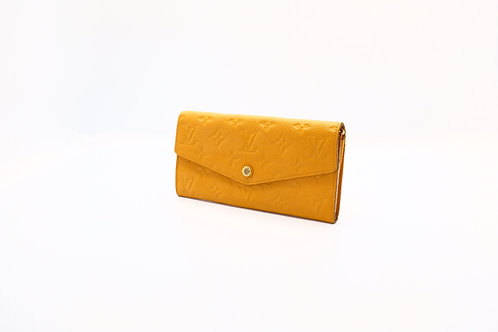 Yellow Empreinte Curieuse with Insert