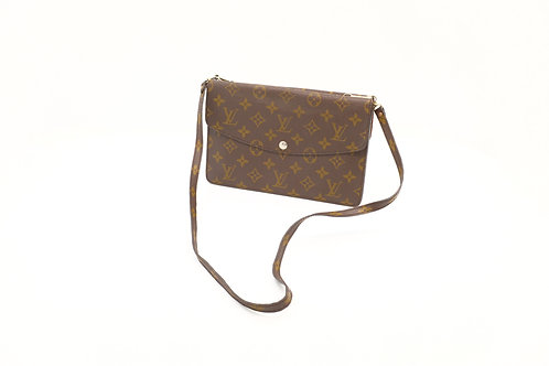 Buy preloved Louis Vuitton Vintage Double Rabat