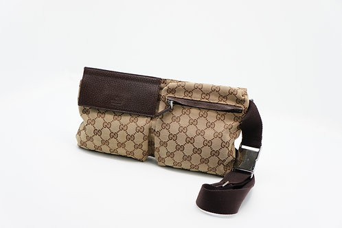 buy preloved authentic Gucci Belt Bag with Cover