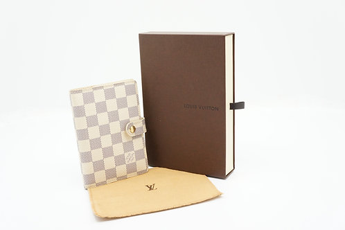 buy preloved authentic Louis Vuitton Agenda PM in DA
