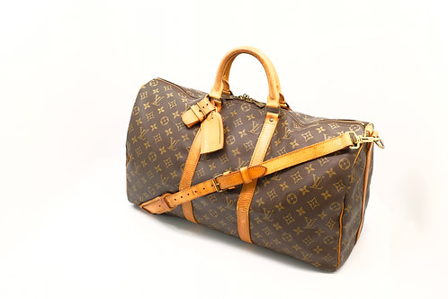 Louis Vuitton Vintage Keepall 50 Bandouliere