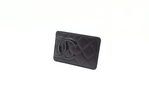 buy preloved authentic Chanel Card Case