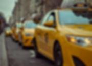 New York Josh Doyley Photgraphy Yellow Taxi