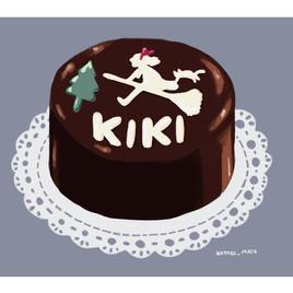 Ghibli Food: Kiki 2