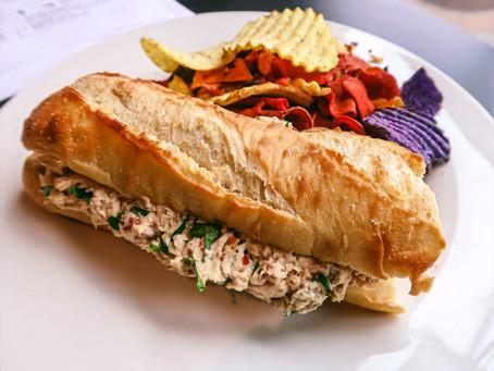 Best Tuna Sandwich