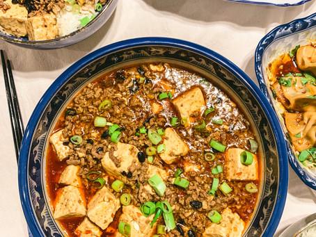 Mapo Tofu (麻婆豆腐) 🍛