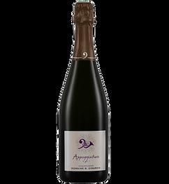 Appoggiature Champagne Domaine B.Girardin Mancy