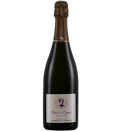 Point d'Orgue 2008 Champagne Domaine B.Girardin Mancy.png.pn
