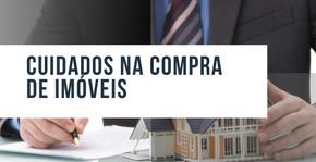 Cuidados na compra de imóveis