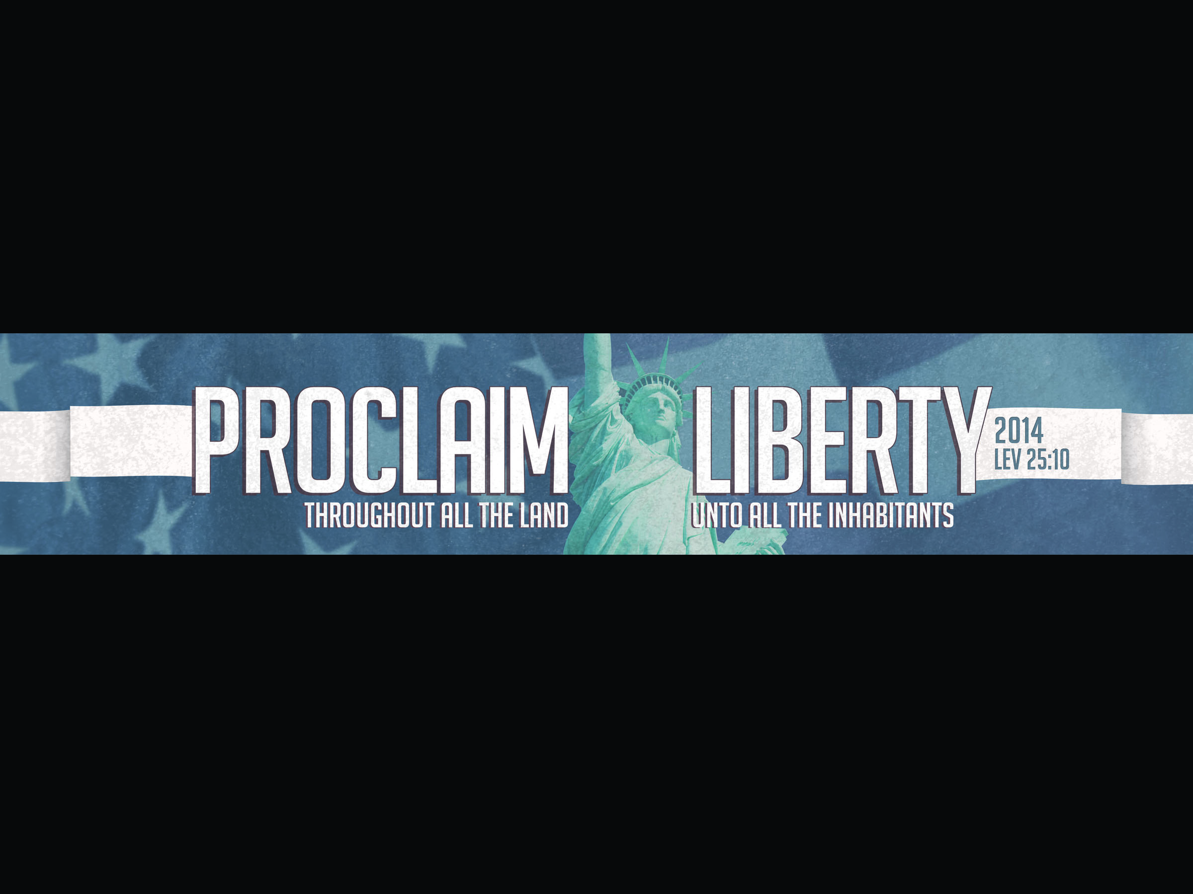 Proclaim Liberty Slide