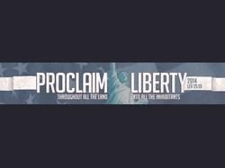 Proclaim Liberty Slide