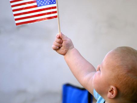 WHY WE CAN'T GIVE UP ON AMERICA