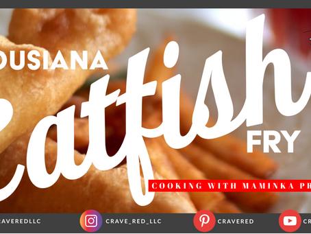 Louisiana Catfish Fry