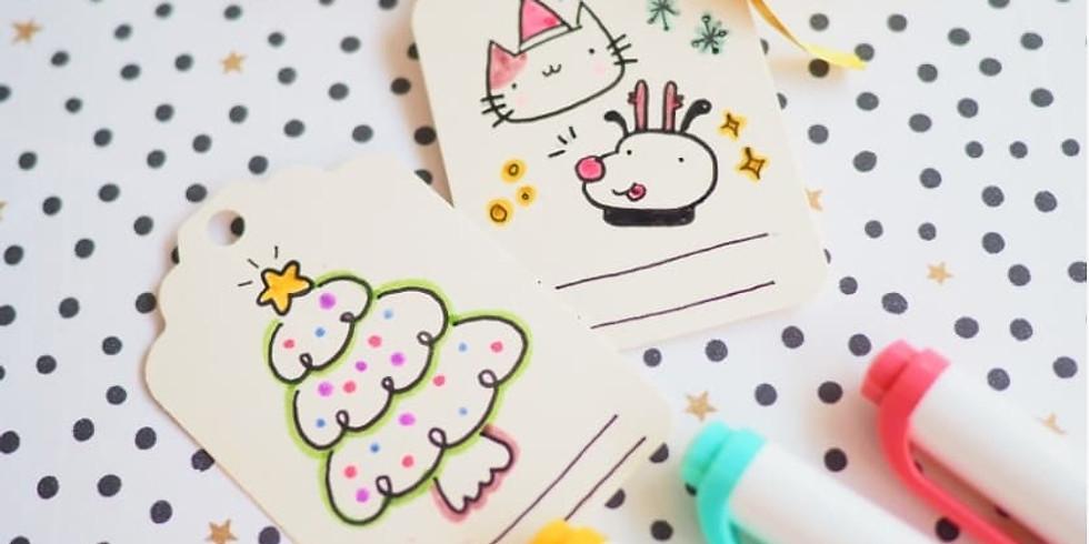 Christmas Doodles by Doodlesdo