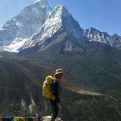 ネパール(アマダブラム)