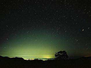 天元台ロープウェイ☆ナイトクルージング&米沢 15 万石の夜景と星空観賞