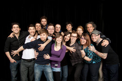 École nationale de l'humour 2012