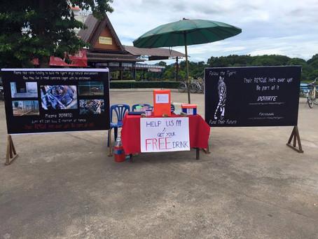 International Tiger Day fundraiser