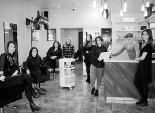 Vote for Salon Team of the Year!