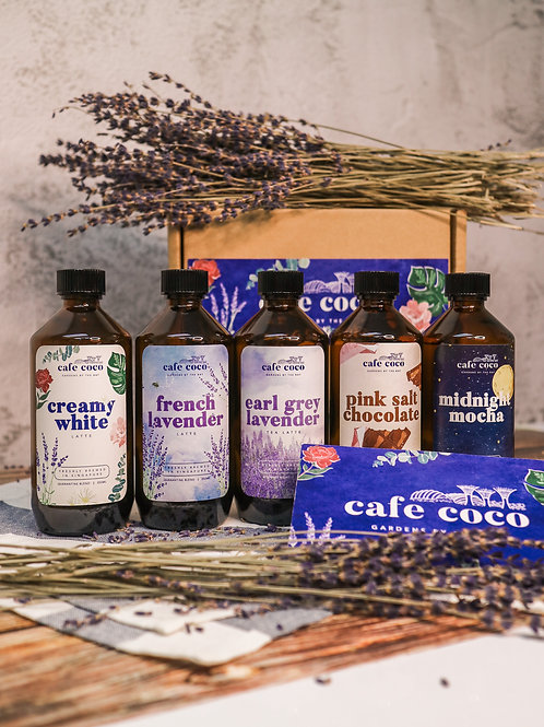 COCObox of 5 (French Lavender)