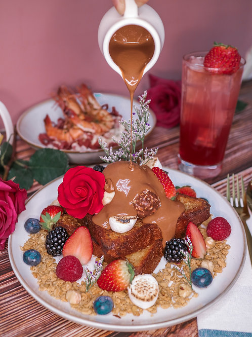 Be My Valentine Brunch Set (per pax)