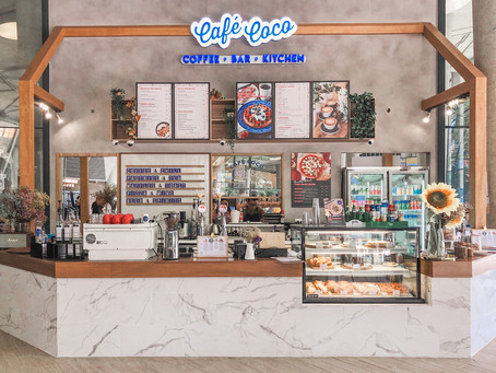 Café Coco reopens for dine-in!