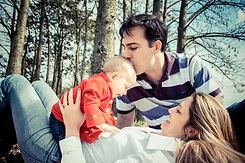 ensaio fotográfico família
