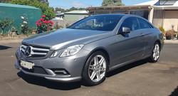 Mercedes - Pemberton Car Detailer
