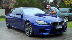 Eazy Az Detailing BMW M6 Grand Coupe