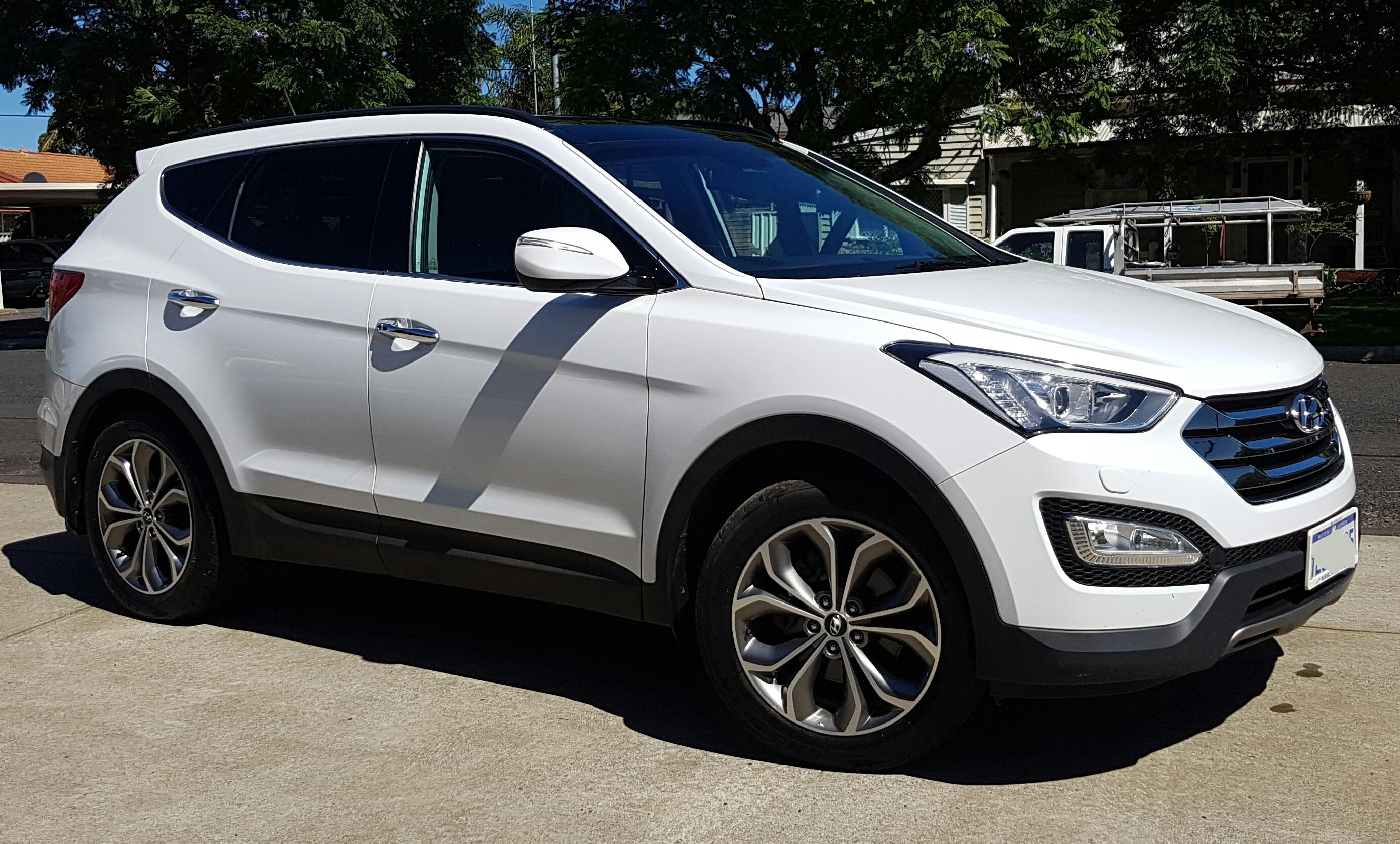 Hyundai - Manjimup Car Detailer