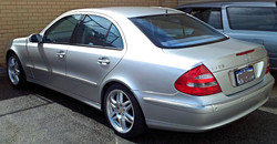 Car Detailing Perth - Mercedes-Benz