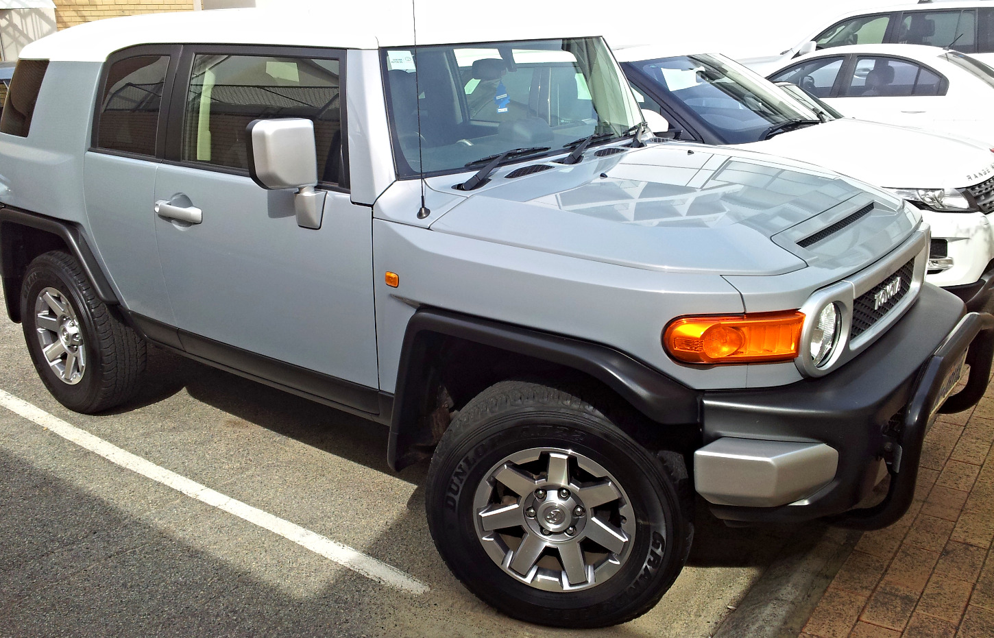Car Detailing Perth - FJ Cruiser