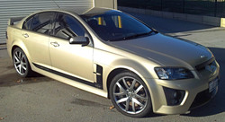 Car Detailing Perth - HSV Clubsport