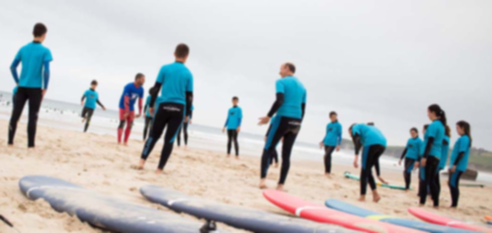 CURSOS DE SURF SAN VICENTE DE LA BARQUER