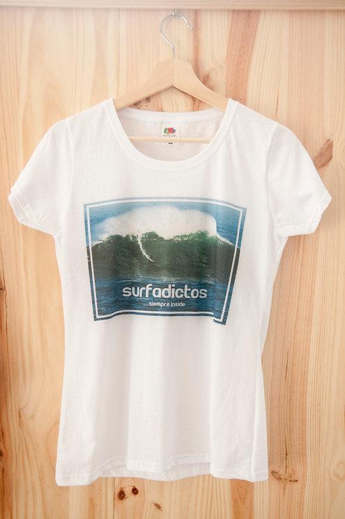 Camiseta  de chica modelo NANO