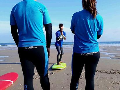 CURSOS DE SURF SAN VICENTE DE LA BARQUERA