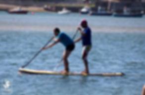 SURF ADAPTADO EN SAN VICENTE DE LA BARQU