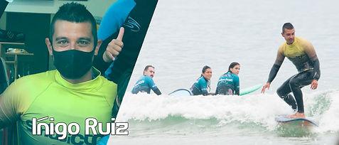 IÑIGO RUIZ, SURFADICTOS