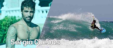 SERGIO CUEVAS, SURFADICTOS