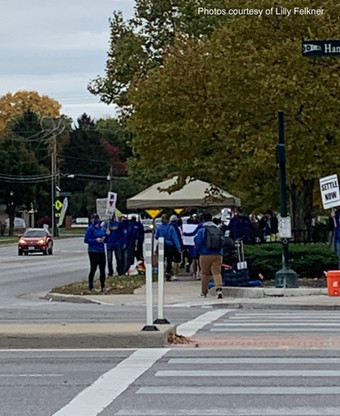 Gahanna-Jefferson Teachers Go On Strike