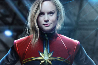 One Small Step for Marvel, One Giant Step for Womankind