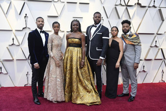 Black Panther Takes the Oscars