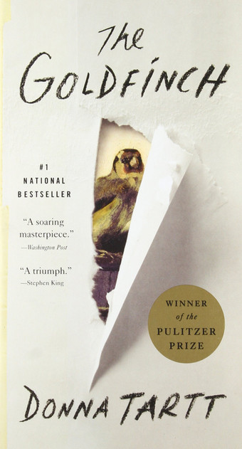 """""""The Goldfinch"""" Review"""
