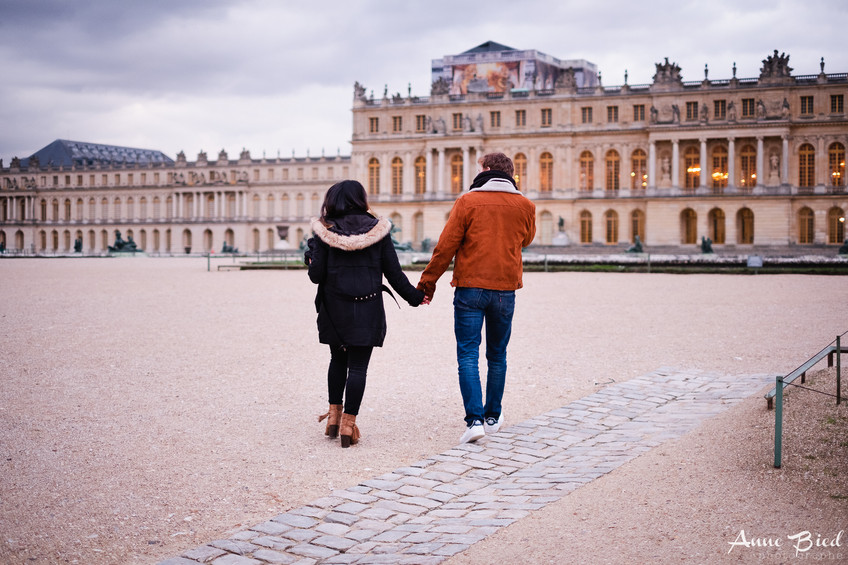 séance photo couple - séance photo engagement - anne bied - photographe couple - photographe engagement paris