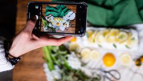 Comment je suis devenue (aussi) photographe culinaire ?