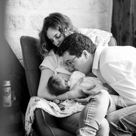 Se prévoir un shooting photo grossesse et nouveau-né à Paris